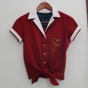 DC Bombshells Wonder Woman Shirt